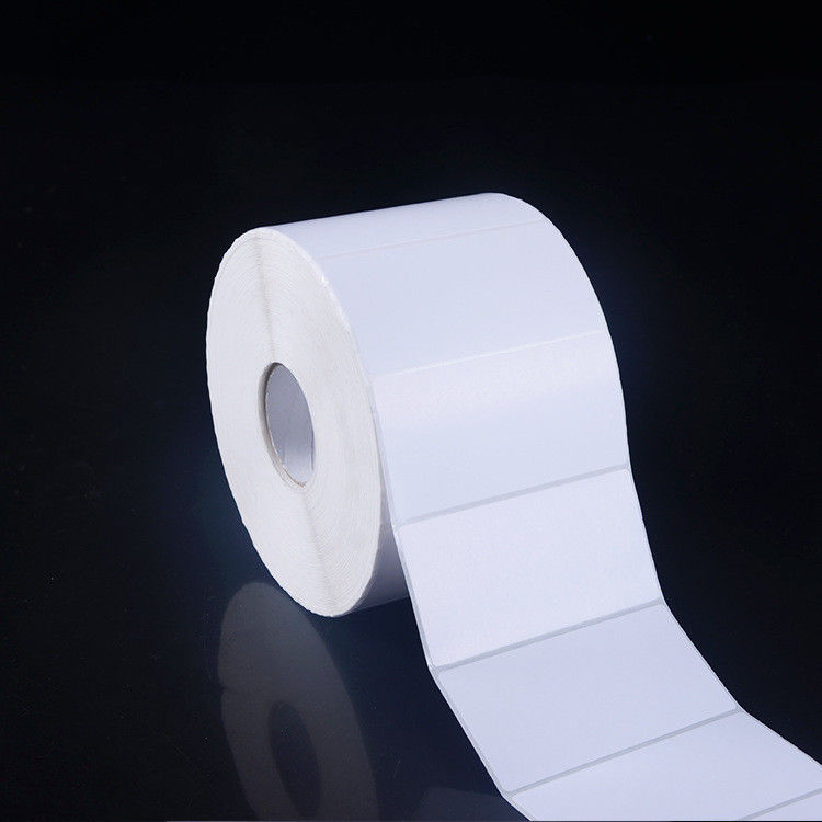 Multi Purpose Self Adhesive Label Sticker Roll Thermal Paper Personalised